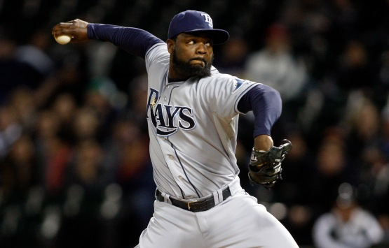 MLB: Tampa Bay Rays at Chicago White Sox