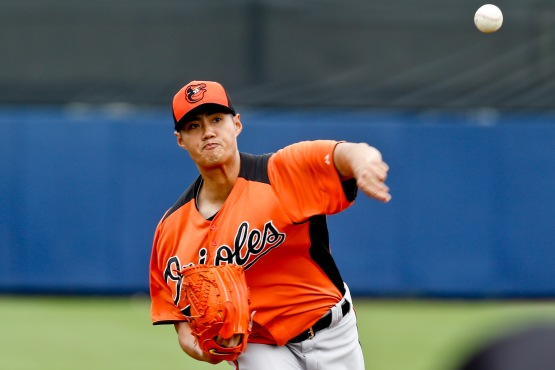 MLB: Spring Training-Baltimore Orioles at Tampa Bay Rays
