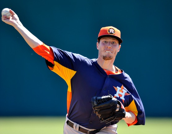 MLB: Spring Training-Houston Astros at Washington Nationals