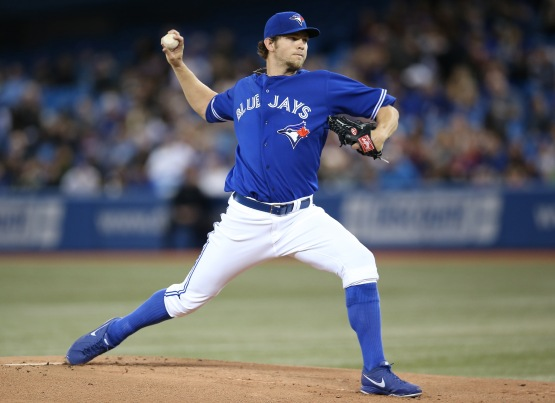 MLB: Boston Red Sox at Toronto Blue Jays
