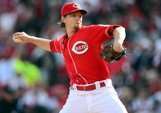 MLB: NLDS-San Francisco Giants at Cincinnati Reds
