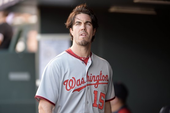 MLB: Washington Nationals at Colorado Rockies