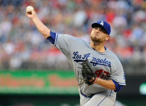 MLB: Los Angeles Dodgers at Washington Nationals