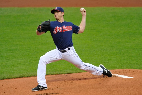 MLB: New York Mets at Cleveland Indians