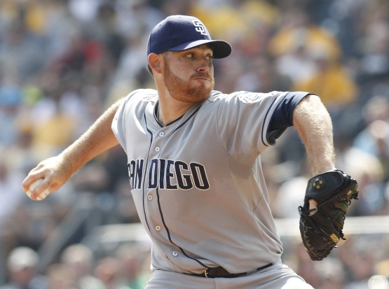 MLB: San Diego Padres at Pittsburgh Pirates
