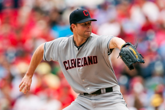 MLB: Cleveland Indians at Philadelphia Phillies
