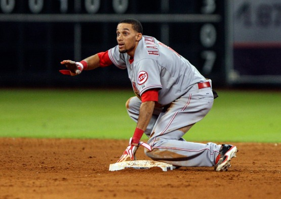 MLB: Cincinnati Reds at Houston Astros