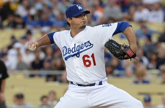MLB: Detroit Tigers at Los Angeles Dodgers
