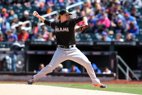 MLB: Miami Marlins at New York Mets
