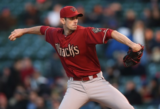 MLB: Arizona Diamondbacks at Chicago Cubs
