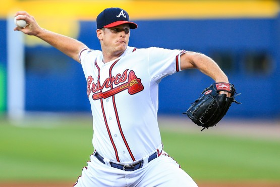 MLB: St. Louis Cardinals at Atlanta Braves