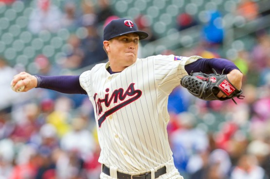 MLB: Houston Astros at Minnesota Twins