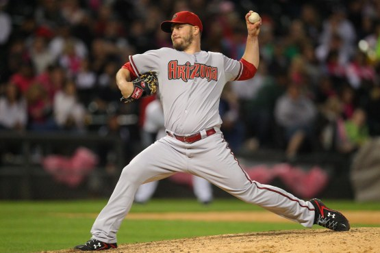 MLB: Arizona Diamondbacks at Chicago White Sox