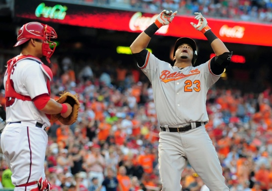 MLB: Baltimore Orioles at Washington Nationals