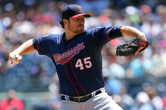 MLB: Minnesota Twins at New York Yankees