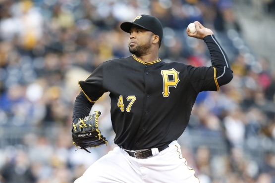 MLB: Toronto Blue Jays at Pittsburgh Pirates
