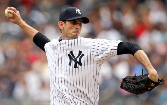 MLB: Cincinnati Reds at New York Yankees