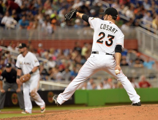 MLB: St. Louis Cardinals at Miami Marlins