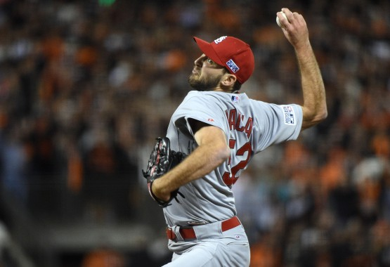 MLB: NLCS-St. Louis Cardinals at San Francisco Giants