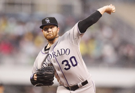 MLB: Colorado Rockies at Pittsburgh Pirates
