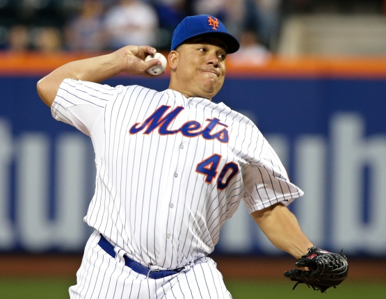 Bartolo Colon wasn't even drafted in most 12-team mixed leagues. He's already a Grad.