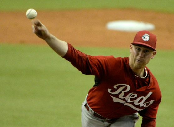 MLB: Cincinnati Reds at Toronto Blue Jays