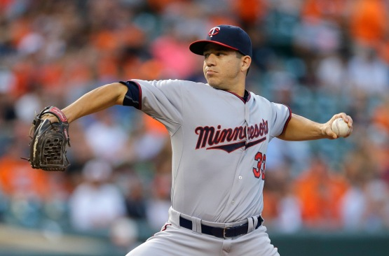 Tommy Milone